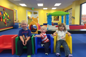 Places to Go: The Playroom