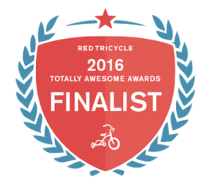 Jen Snyder is a 2016 Red Tricycle finalist