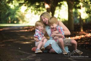 Passionate Mom: Erin of Mama Bear Yoga