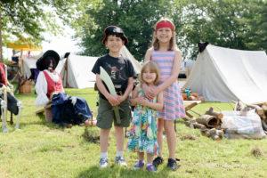 Pirate Encampment, Havre de Grace MD