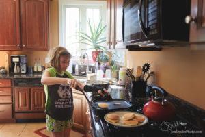 365: week 32 – Pancakes and Journeys