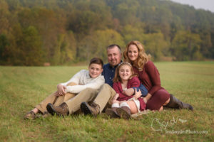 It's almost time for Fall Portraits!