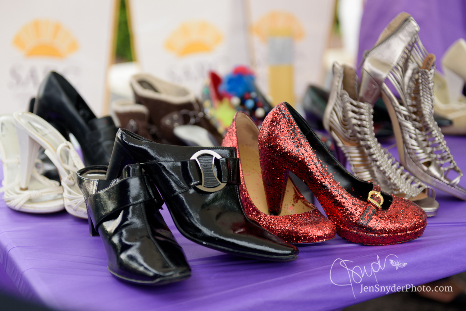 Walk A Mile In Her Shoes Bel Air Md